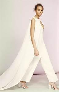 Hochzeitskleidung Für Gäste : schleppe zur hochzeit als teil des jumpsuits jumpsiut pinterest ~ Orissabook.com Haus und Dekorationen