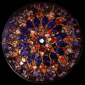 New, Vision, Of, An, Ancient, Medium, Glass, Mosaic, Art
