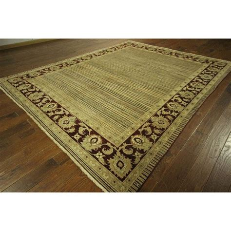 9 X 12 Wool Area Rugs by Multi Colored Gabbeh Knotted Wool Area Rug 9 X 12
