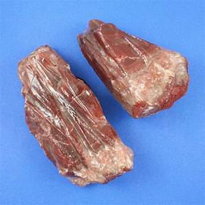 Calcite (Ruby) Natural Raw Stones