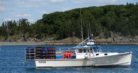 Used Fishing Boats In Maine by Commercial Lobster Fishing Boats