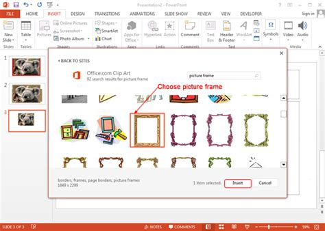 Word 2013 Clipart How To Insert A Clipart Border In Word 2013 Clipground