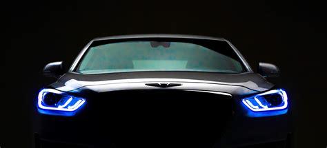 genesis led headlight g90 hyundai headlights automotive lighting halogen hd better cars exterior vehicle overview than auto carfax option thumbnail