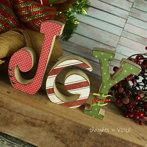 25 best ideas about christmas wood crafts on pinterest With vinyl letters for wood crafts