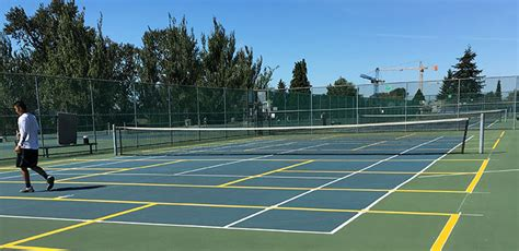 pickleball city  vancouver