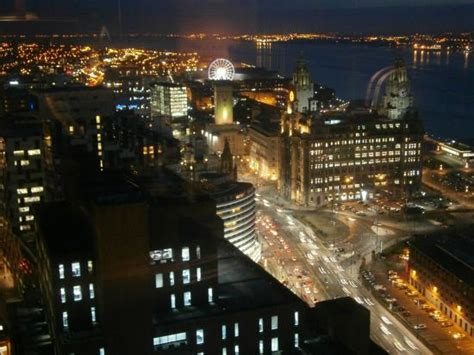 Night Time From Panoramic 34 Restaurant  Picture Of