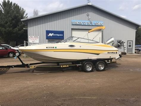 Deck Boat For Sale In Wisconsin by Used Deck Boat Boats For Sale In Wisconsin Boats