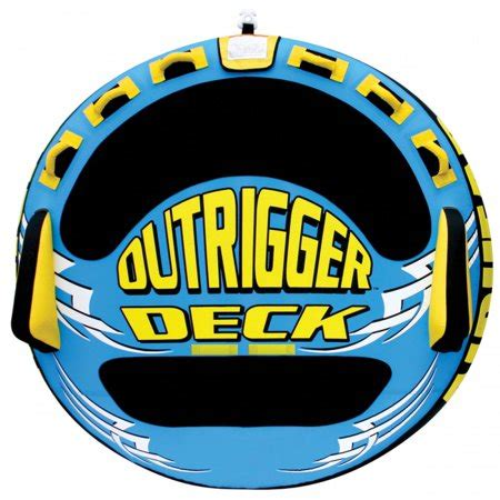 airhead outrigger inflatable tow tube walmart canada