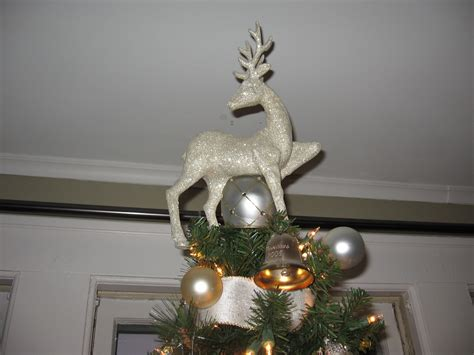 unique tree toppers to add charm to your tree godfather style - Cool Tree Toppers