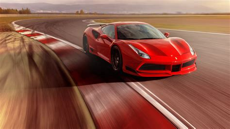 488 Spider 4k Wallpapers by F488 Gtb And 488 Spider Wallpaper For Desktop And