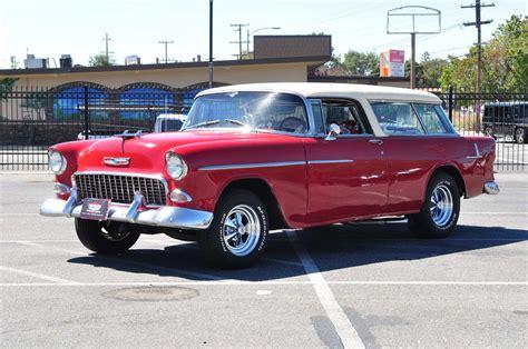 nomad car 1955 chevrolet vehicles specialty sales classics