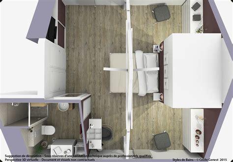 deco de chambre 3d projet deco projets 3d de suites parentales