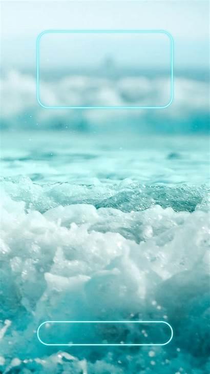 Lock Screen Water Backgrounds Iphone Summer Wallpapers