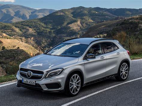Marcedes Benz Amg : Mercedes Benz Gla 45 Amg (x156) Specs & Photos