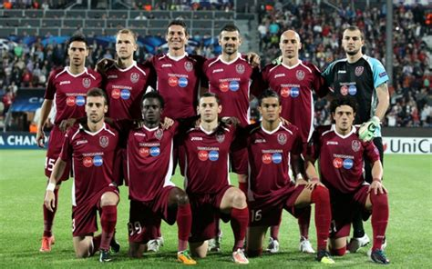 Cfr cluj were deducted 24 points by the romanian football league because of their inability to deal with spiralling debts. Galatasaray - CFR Cluj, 1-1. CFR strange 4 puncte in Grupa ...