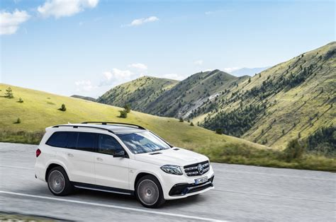 Review Mercedes Gls Class by 2017 Mercedes Gls Class Review Ratings Specs