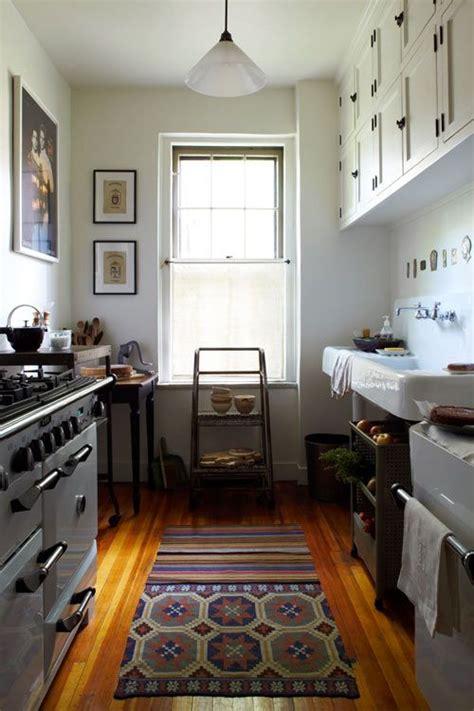 beautiful narrow kitchen home kitchen style