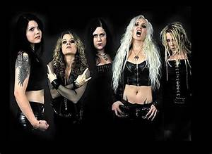 Hysterica, all girl metal band | Bang Your Head m ...