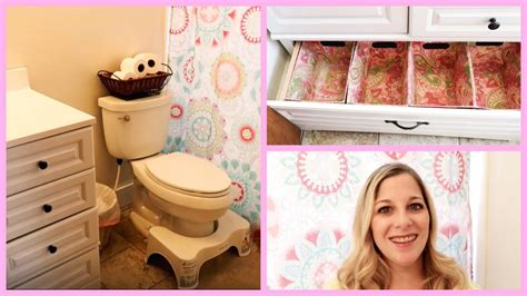 Bathroom Declutter + Organization Youtube