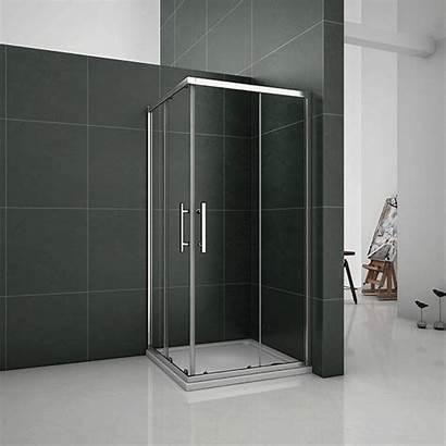 Shower Glass Door Sliding Corner 6mm Walk
