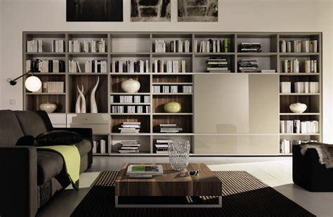 Mounted Bookshelf With Hidden Style Over The Big Tv Unit In Living Room Bookshelf Design Ideas