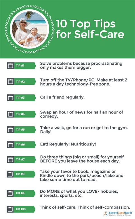 10 Top Tips For Selfcare (selfnurturing) Every Busy