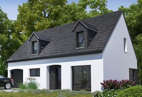 agrandir sa cuisine plan maison individuelle 4 chambres 53 habitat concept