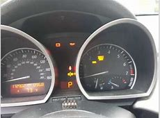 2005 BMW Z4 engine service soon light thermostat