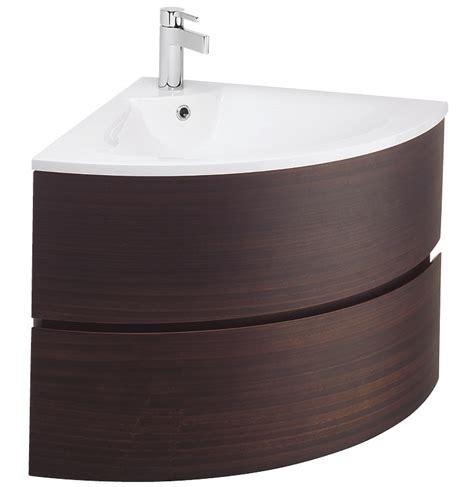 kitchen furniture handles bauhaus svelte eucalyptus corner vanity unit and basin