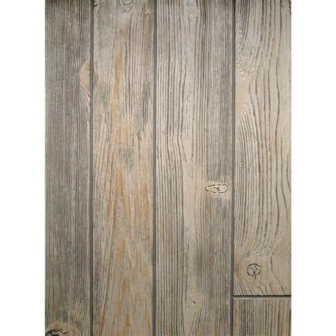 14 In X 48 In X 96 In Wood Composite Windworn Wall