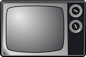 File Blank Television Set Svg