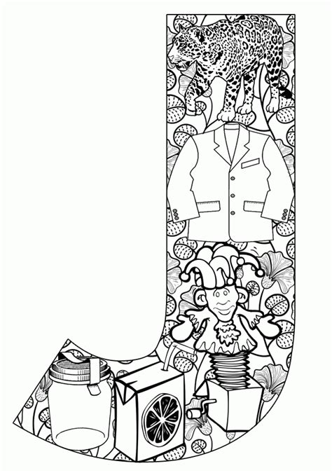 letter  coloring sheet coloring home