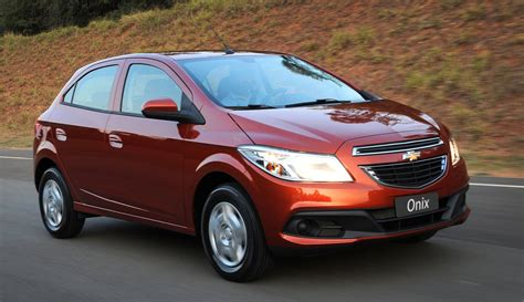 Gm Chevrolet by Chevrolet Onix Gm S Answer To The Vw Gol