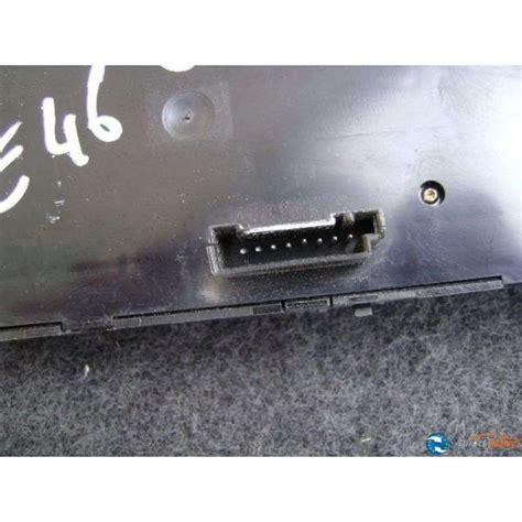 commande electrique reglage siege chauffeur avant gauche