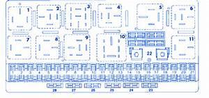 Audi 4000 S 1984 Fuse Box  Block Circuit Breaker Diagram