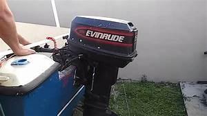 1998 Evinrude 25 Hp  1-3