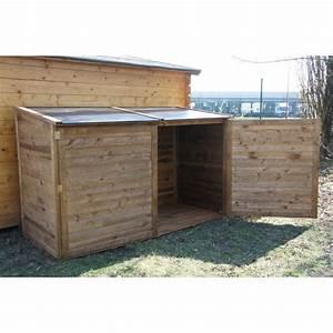 Coffre De Jardin Bois : coffre de jardin en bois trocadero 2000l ~ Edinachiropracticcenter.com Idées de Décoration