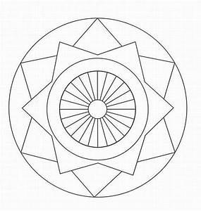Geometric Designs Coloring Pages - AZ Coloring Pages