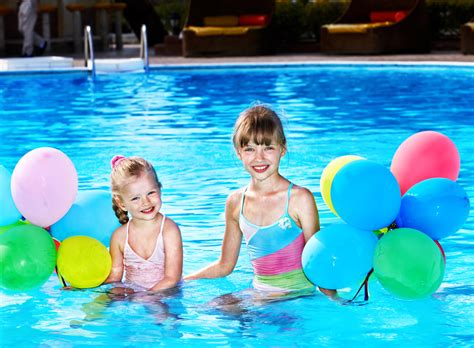 Will Head Lice Be A Guest At Your Pool Party?