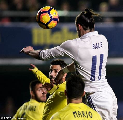 Villarreal 2-3 Real Madrid, LA LIGA RESULT | Daily Mail Online