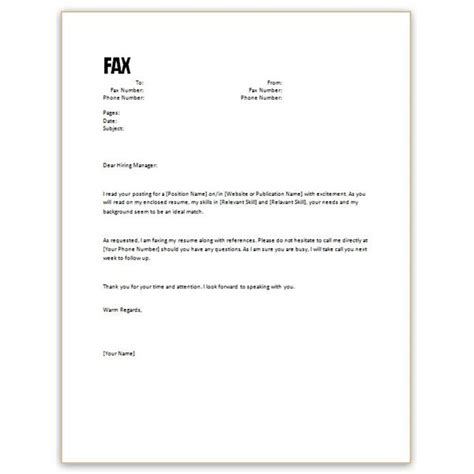 microsoft word cover letter templates letterhead