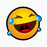 Loud Laugh Icon Laughing Icons Emoticon Youll