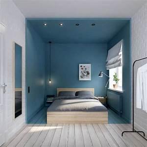 quel bleu pour une chambre With tres bonne peinture pour plafond