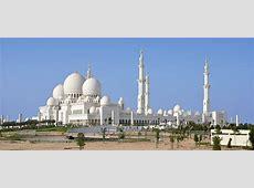 Über Abu Dhabi