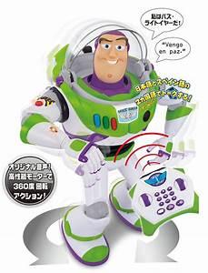 Disney Pixar Toy Story 3 U Command Buzz Lightyear Manual