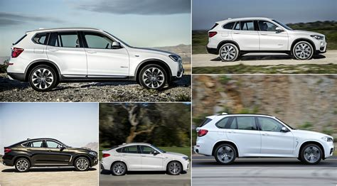 Massive Overhaul Planned For Bmw's Suvs More Models, New Skin