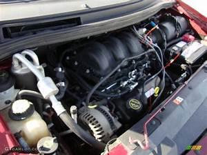 2002 Ford Windstar Lx 3 8 Liter Ohv 12v V6 Engine Photo