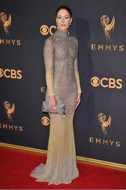 Amanda Crew Emmy Awards Angeles Los Carpet