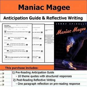 Writings Help Maniac Magee Essay Questions Examples English As A Second Language Essay also Theme For English B Essay Maniac Magee Essay Essays On Adversity Maniac Magee Essay William  Businessman Essay