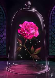 Enchanted Rose by DanielKendi on DeviantArt
